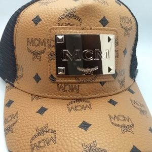 MCM hat new never worn